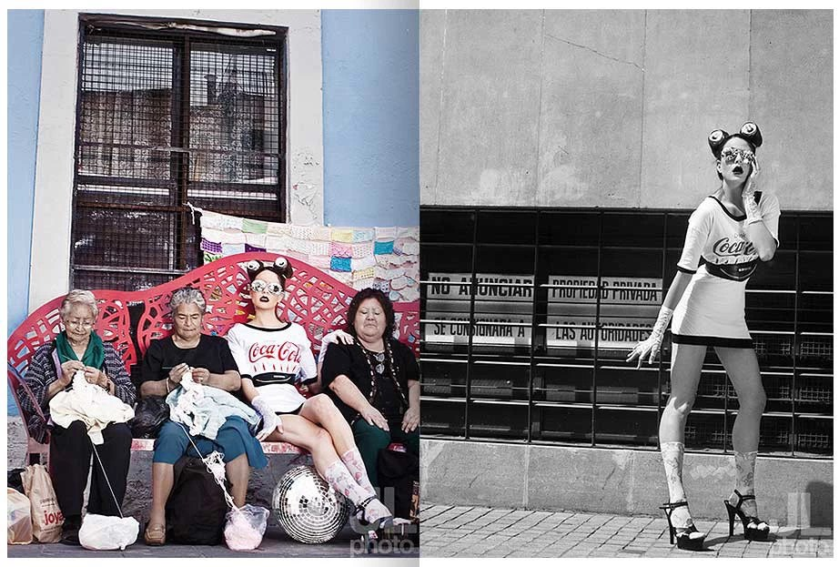 Rocio Fanci para Moda en la Ciudad. PHOTO - Jose Luis Lozano , Ropa - I Love My Look , Make Up & Hair - Silver Felix