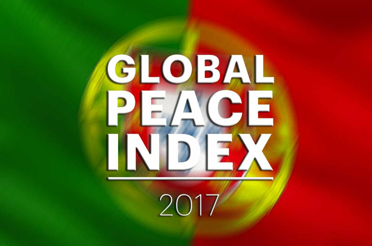 Portugal é o 3º país mais seguro do mundo