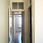 Vista do interior de um apartamento