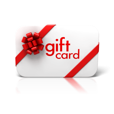 Gift Card available on our book now app please click booking on the right.