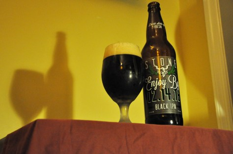 Enjoy by 2.14.16 Black IPA