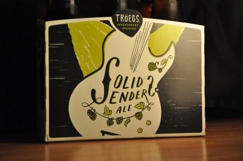 Solid Sender Ale