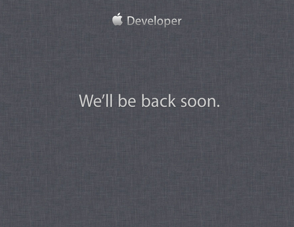 Apple, you are such a tease. http://t.co/VSdySCCV3…