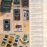 Handheld computer games from 1980!