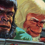 Return of the Coloring Books of the Planet of the Apes!