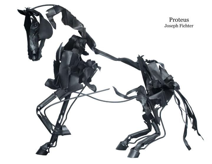 Proteus Sculpture Putney VT