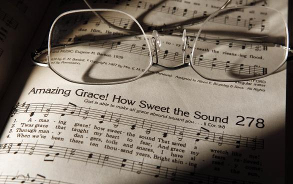 More Amazing Grace