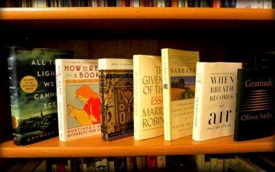 How My Reading Habits Change
