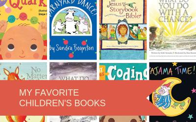 My Favorite Children's Books: Part 2