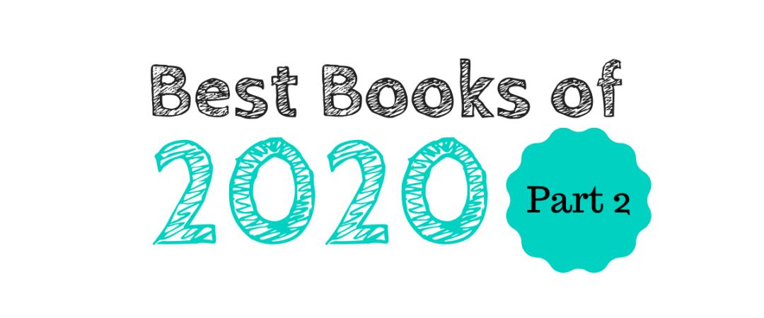 Best Books of 2020 Part 2