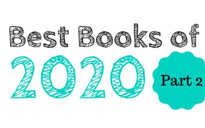 Best Books of 2020: Part 2