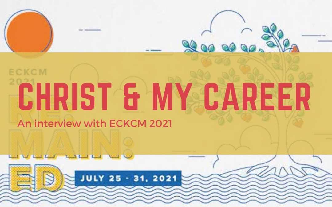 Christ and My Career