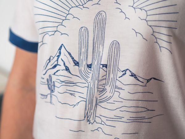 camiseta cactus Josephine Looks 2