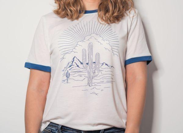 camiseta cactus Josephine Looks