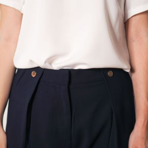 pantalon sastre azul marino Josephine Looks 4