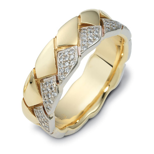 Gold Men Wedding Bands