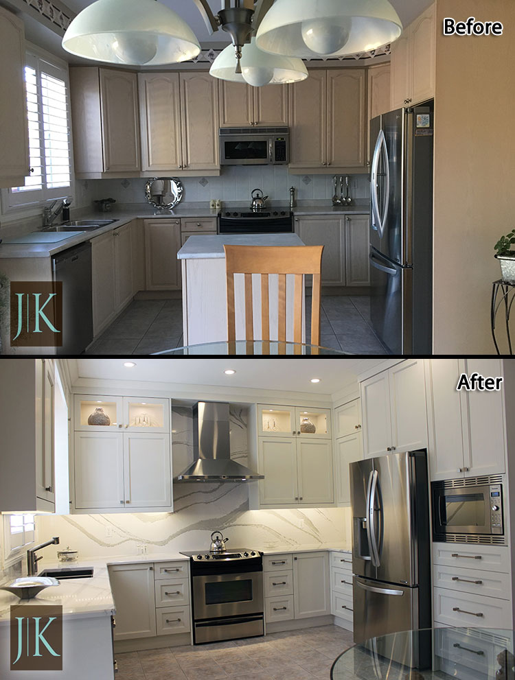 Before And After Photo Gallery Joseph Kitchen Amp Bath