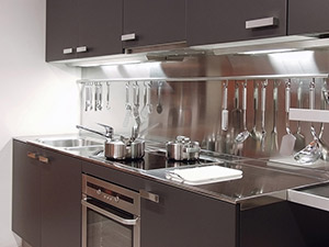 renovated kitchen decoration toronto renovation contractor modern design
