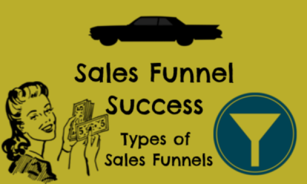 building types of sales funnels