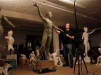 Sabin Howard, Atelier