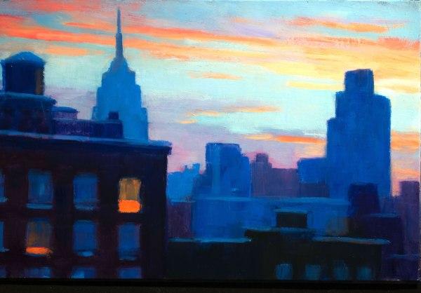 Paintings - Joseph Peller