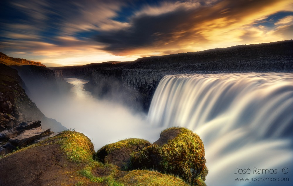 Majestic Fall Wallpaper Iceland Jos 233 Ramos Photography