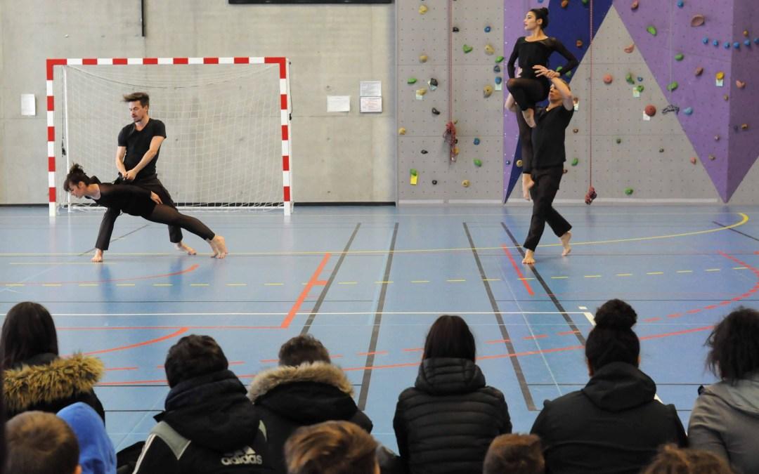 [ACTIONS] Sensibilisation à la danse