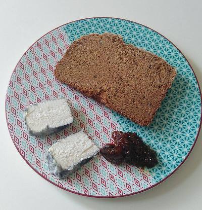 Le pain énergie, parfait pour le peti-dejeuner ou le goûter mais aussi à la fin du repas avec du fromage.