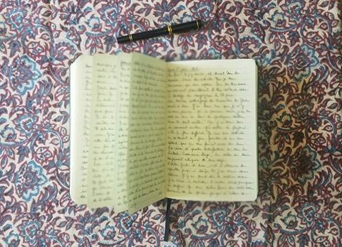Journal intime quotidien 3 pages par jour