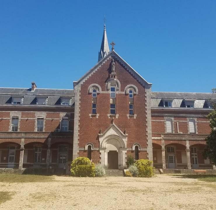 chapelle hôpital de Bayonne
