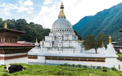 White-knuckle road travel in Eastern Bhutan