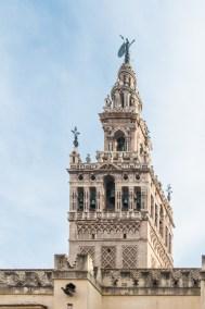 Andalusia - Seville. Giralda.