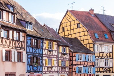 Colmar Historic Center.