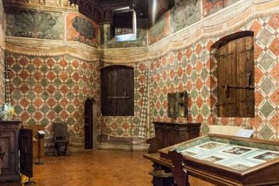 Palazzo Vecchio private apartments.