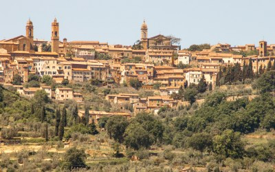 The back roads of Tuscany – Val d'Orcia