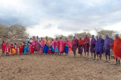 Amboselli Masai