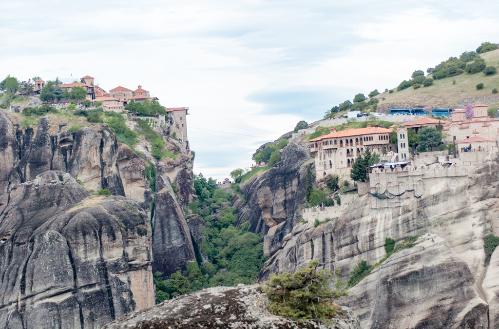 The Odyssey Revisited – From Meteora Back to Athens