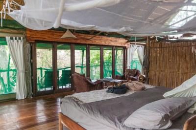 Malawi - Mvuu Guest Tent