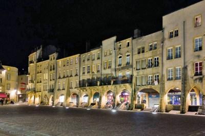 France - Metz, Place Saint Louis
