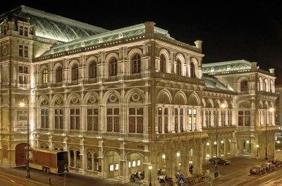 Austria - Vienna State Opera.