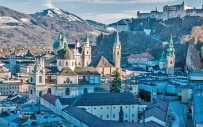 Salzburg – Austria's Baroque Jewel