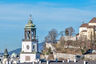 Austria - Salzburg Steeple