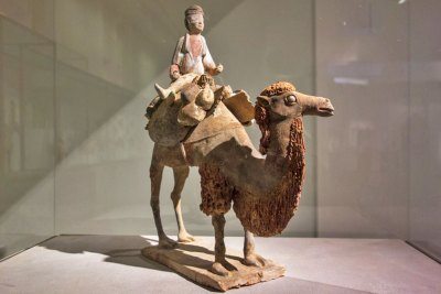 France - Paris Guimet Camel.