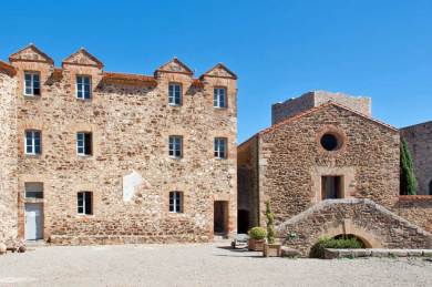 France - Collioure Château Royal.