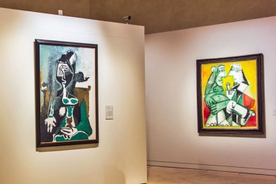 Picasso works from the Planque Collection