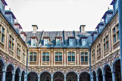 France - Lille Old Stock Exchange.