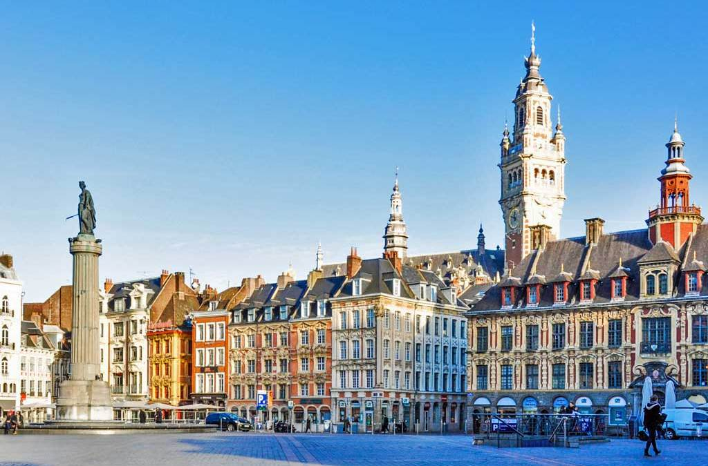 From Medieval Industry Center To Business and Art Powerhouse – Lille