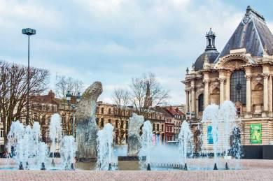 France-Lille Palais des Beaux Arts.