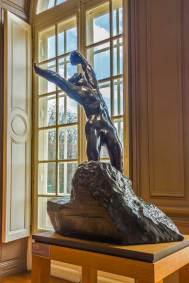 Auguste Rodin, The Prodigal Son, Bronze.