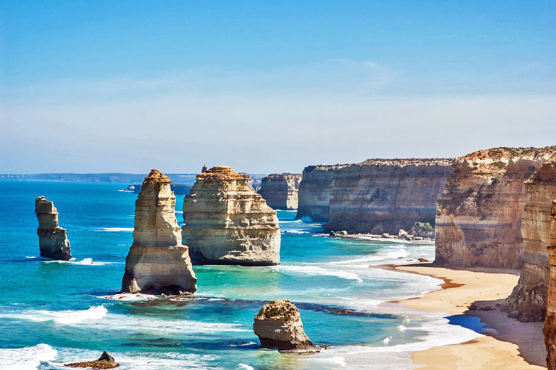 Australia - Great Ocean Road.